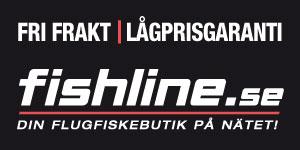 Fishline.se, din flugfiskebutik på nätet och fysisk butik i Upplands Väsby